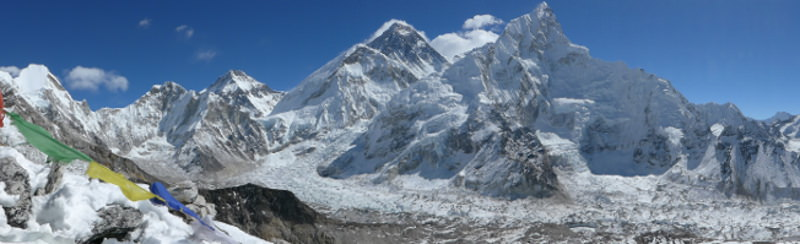 Foto von Dr. Gabl: Mount Everest